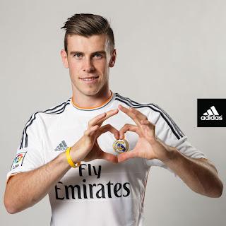 Gareth Bale Full HD Wallpaper