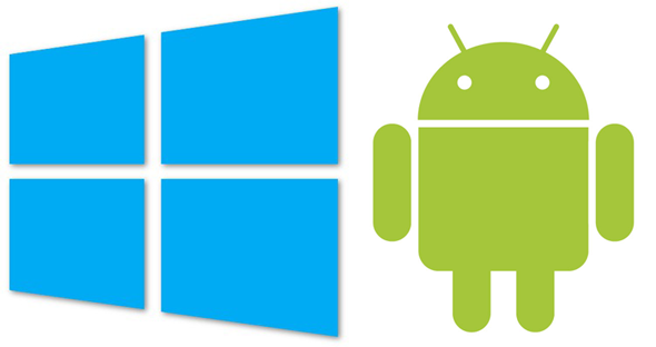 windows phone 8 for android