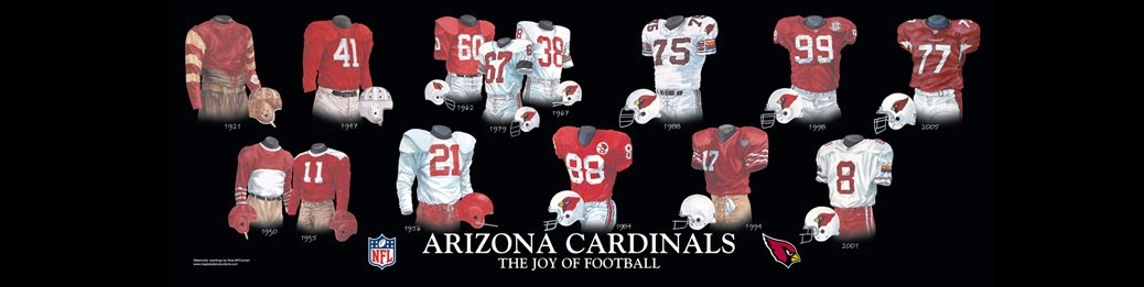 The Cardinals' Uniforms Through the Years