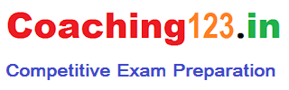Coaching123.in - Competitive exams coaching, govt jobs preparation