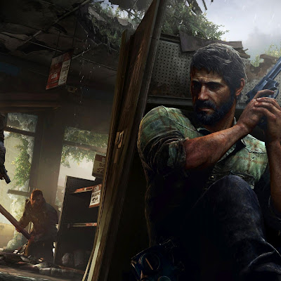 The Last of Us 2013 iPad Wallpapers