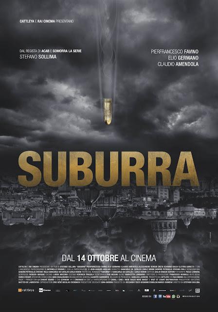 Suburra film recensione Stefano Sollima