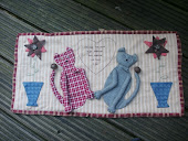 Kattenquilt 2011