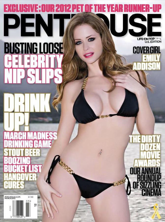 Penthouse Magazine USA - March 2012