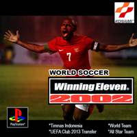 Download Winning Eleven 2002 Patch 2013 PSX ISO High Compressed