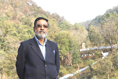 Rajen Todariya: Woods are lovely dark and deep but I have promises to keep