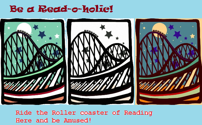 BE A READ-O-HOLIC