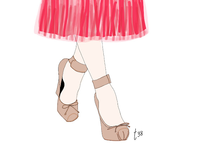 Baila, baila, Bailarina