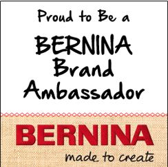 Love my Bernina!