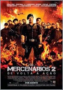 Download Os Mercenários 2 – Dublado AVI + RMVB (2012)
