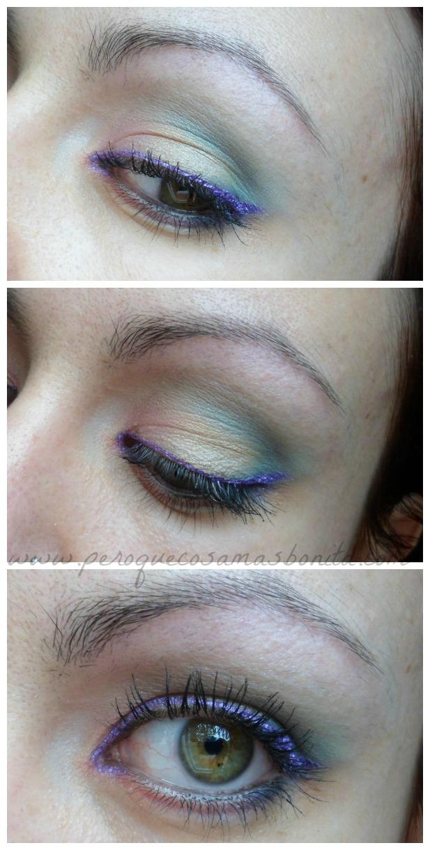 Maquillaje Atardecer en Verano