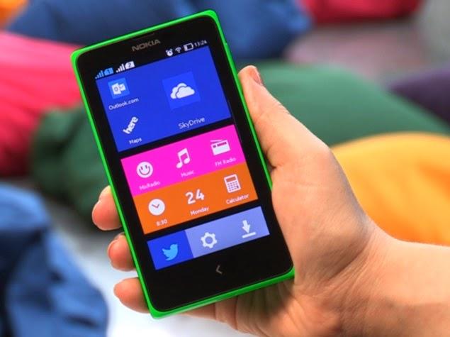 Nokia X Plan Spesifikasi dan Harga baru bekas