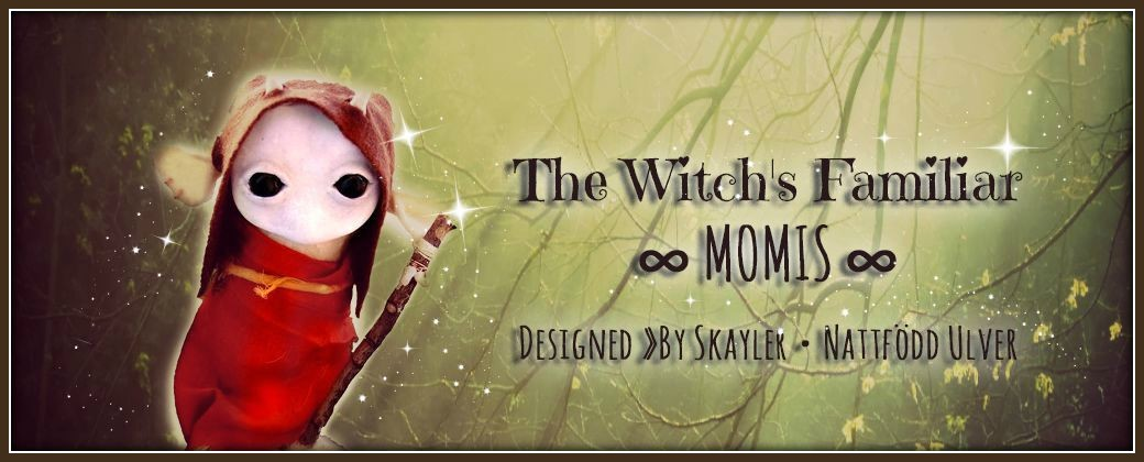 ∞ MOMIS ʡ The Witch's Familiar ☾