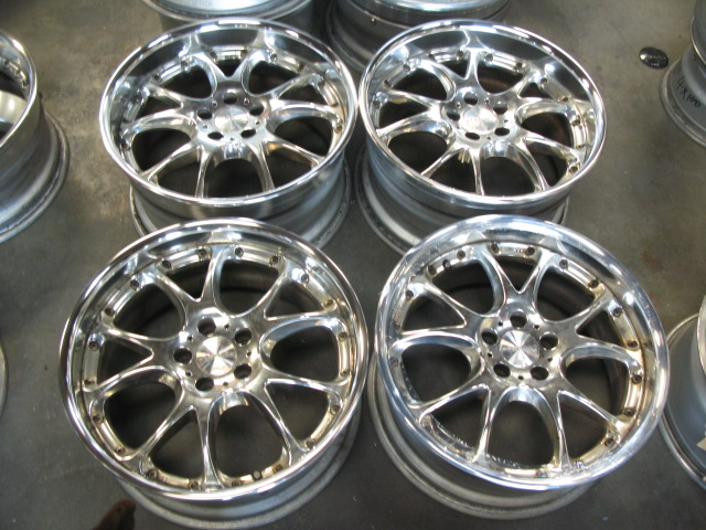 Used 30 Inch Rims : Vr motoring used jdm wheels and rims ssr stusse