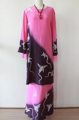 Model baju kurung malaysia