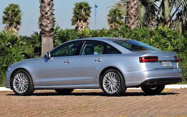 Novo Audi A6 2016 3.0 TFSI