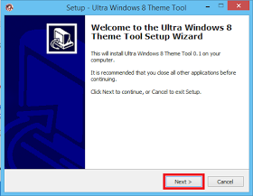 How To Install Theme in win 8