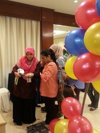 Wellness Fair Euphoria di KL Meriah!