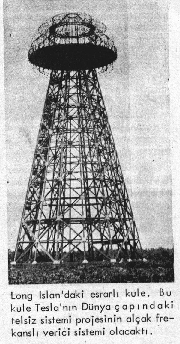 Nicolai Tesla Nikola Tesla Kısa 246 Z Ge 231 Miş