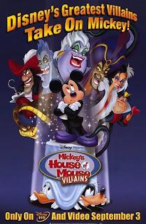 Ver online: La Casa de Mickey Mouse: El Club de los Villanos (Mickey's House of Villains) 2002