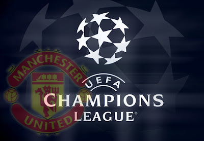 Manchester United Champions League 2012/2013