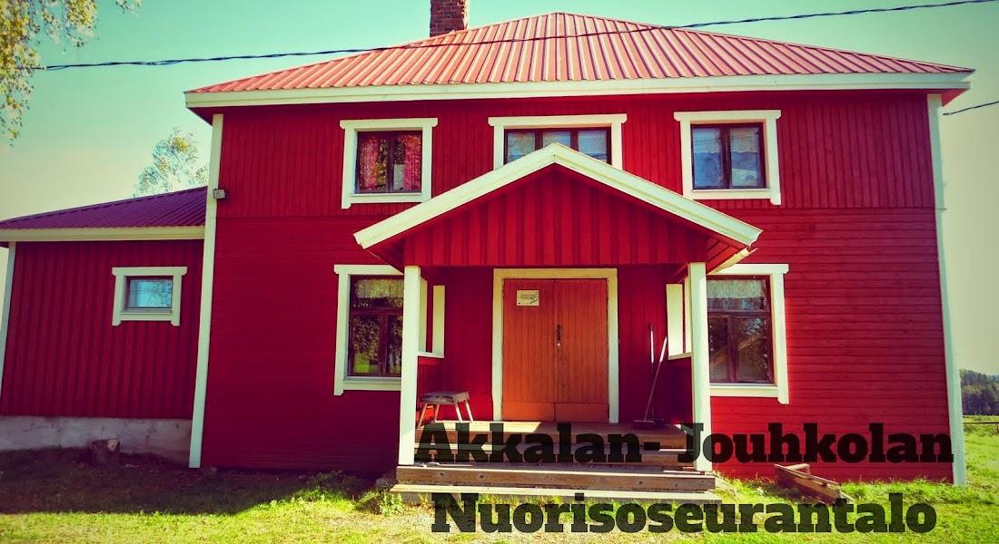 Akkalan- Jouhkolan nuorisoseurantalo