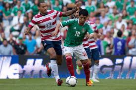Estados Unidos vs México, partido amistoso