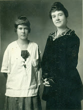 Sisters Wilda and Hazle