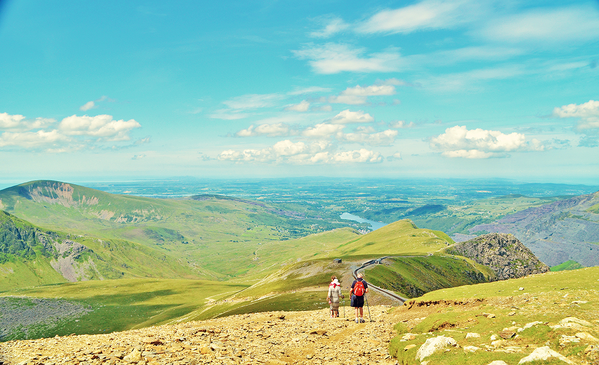 Exploring UK and Ireland for local budget holidays