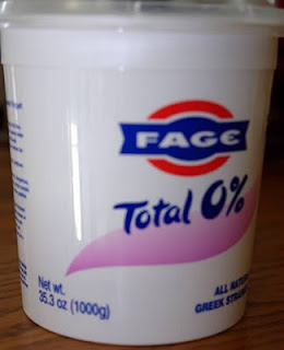Gluten-Free Non-Fat Fage Total Yogurt