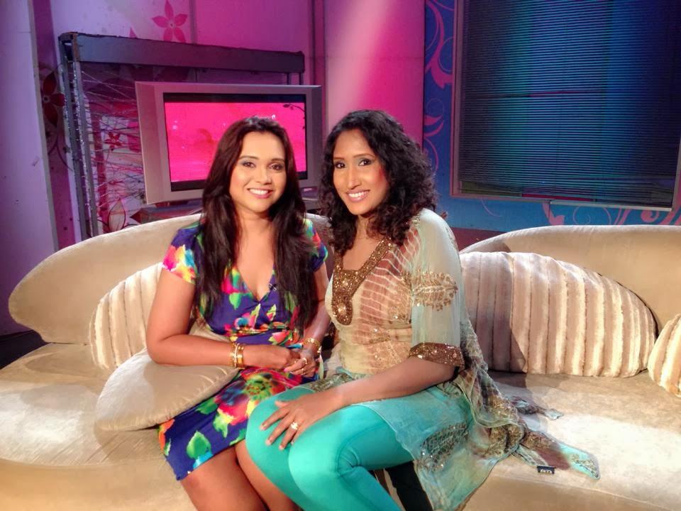 Gayathri tv presenter