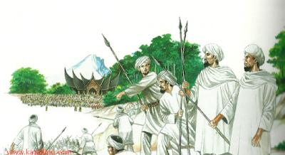 Sejarah Perang Padri