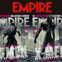 X-Men: Días del Futuro Pasado, revelada la composición de las 25 portadas de Empire