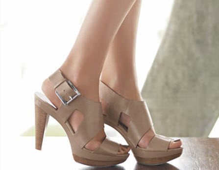 simple collections high heel shoes