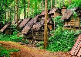 Kampung Badui/Kanekes Wisata Budaya Di Banten