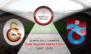 Galatasaray Trabzonspor Maçı izle