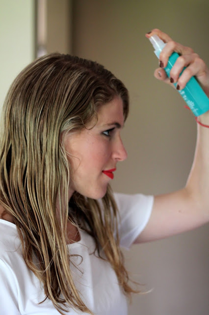 beachy waves with john frieda tutorial