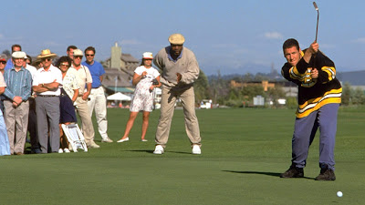 Happy Gilmore Golf