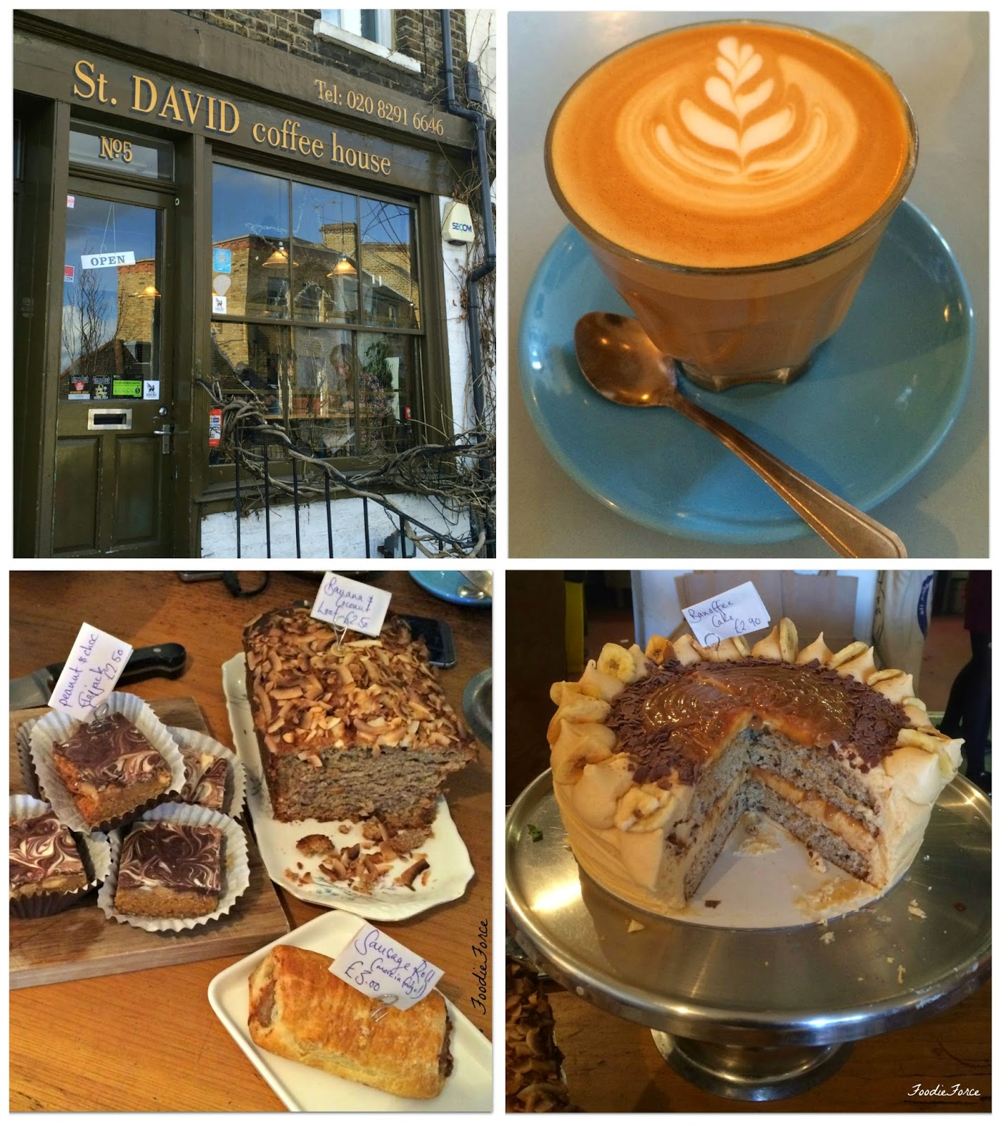 St.David Coffee House