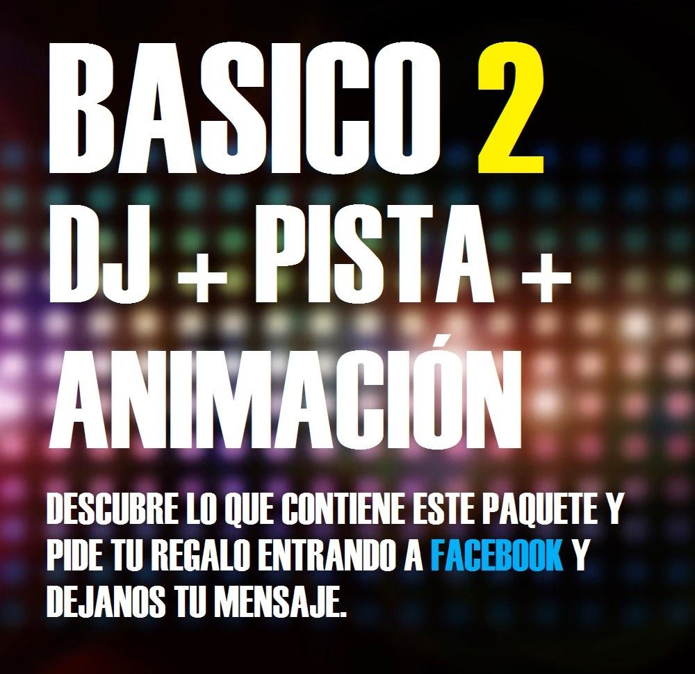 BASICO 2 FULL PARTY $19,950.00