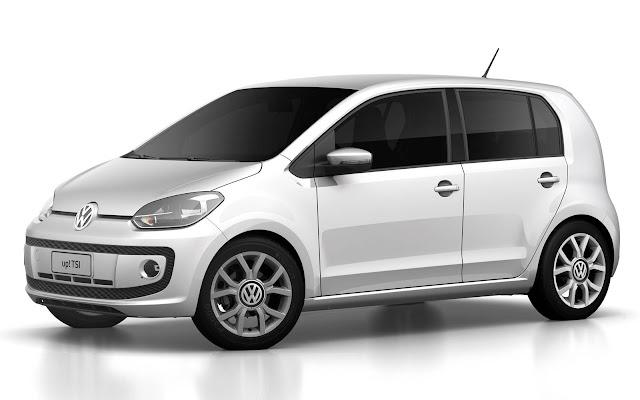 Volkswagen Up! Tsi x Fiat Punto T-Jet