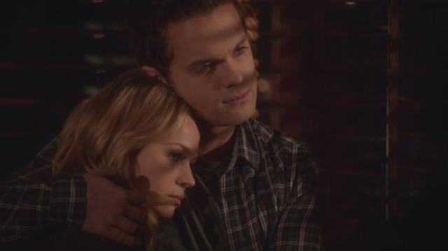 In the secret circle does cassie end up with jake