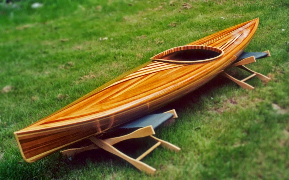 free wooden kayak building plans ~ My Boat Plans