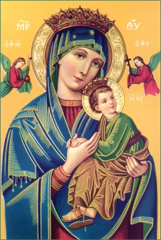 Image result for our lady of perpetual help
