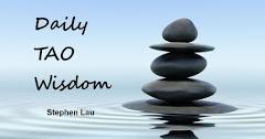 <b>DAILY TAO WISDOM</b>