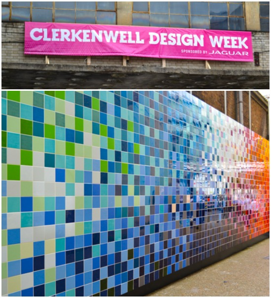 Clerkenwell design week 2014 London