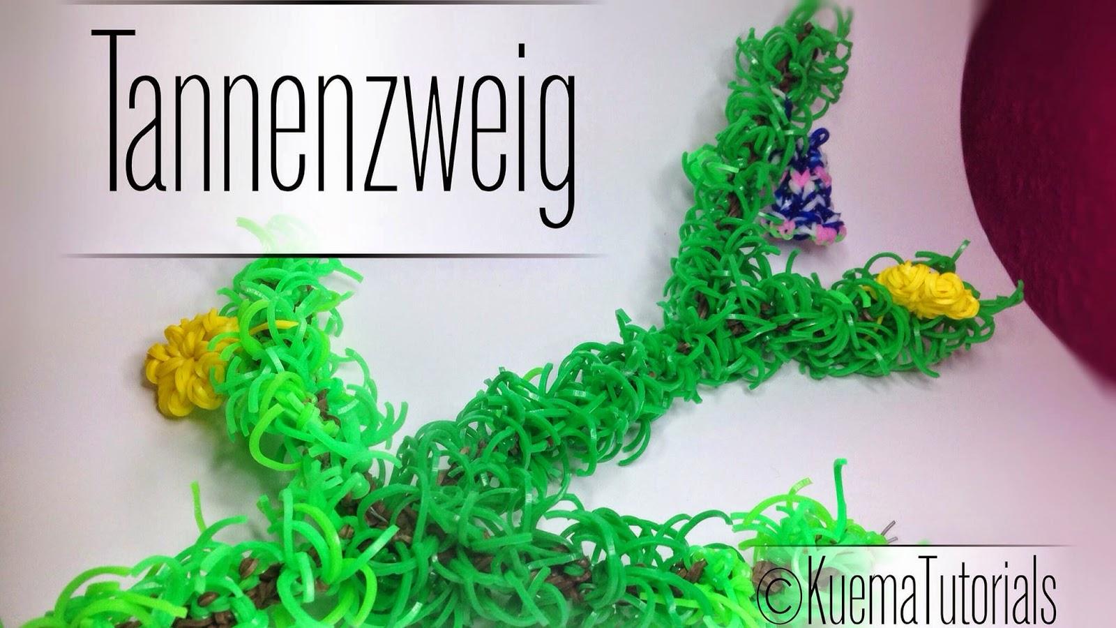 http://www.beauty-kuema.de/2014/12/rainbow-loom-tannenzweig-fir-branch.html