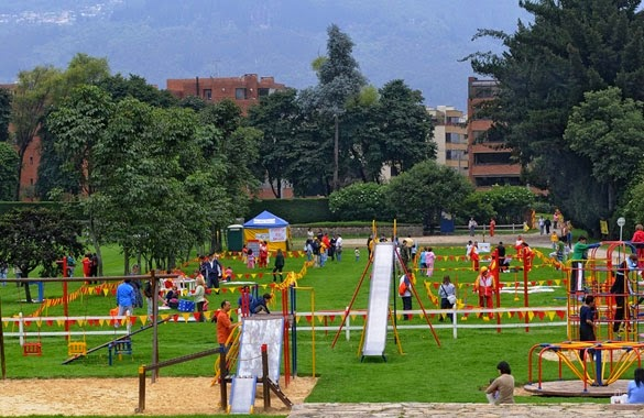 Parque Metropolitano El Country