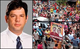 Após entrevista ex-prefeito de Toritama foi vaiado e precisou ser escoltado pela polícia