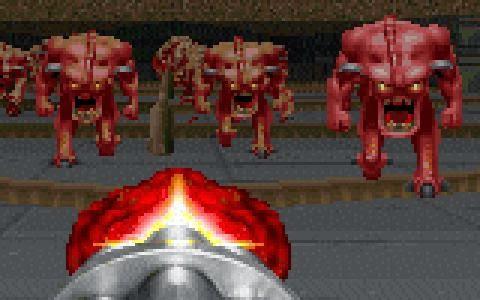DOOM - игрушка у истоков виртуалистики, прародитель современной индустрии компьютерных игр